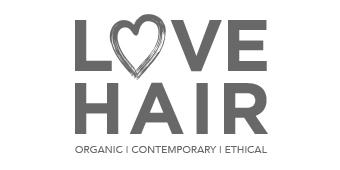 Love Hair Broadway logo