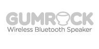 Gumrock logo design