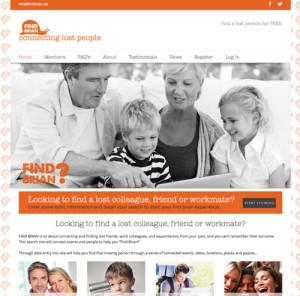 find-brian-homepage