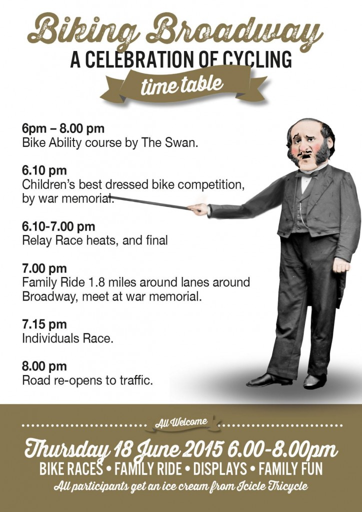 Bike Night Timetable