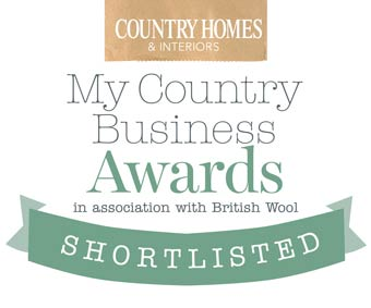 Shortlist for Country Homes Awards 2015