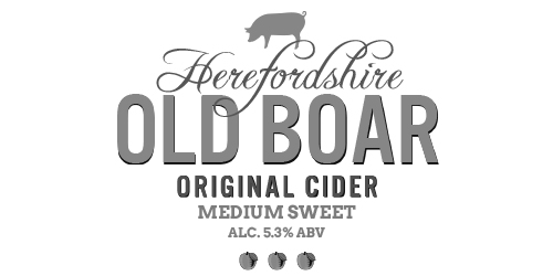Old Boar cider brand