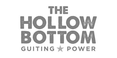 The Hollow Bottom logo