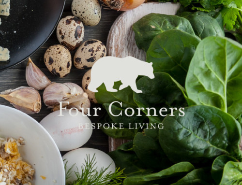 Four Corners Handmade rebrand by Cotswold Creative Agency
