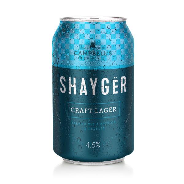 Shayger Lager