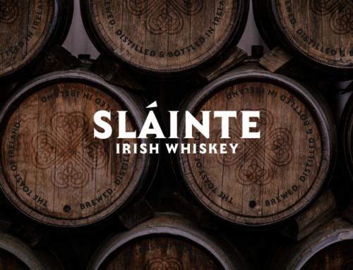 Slainte Irish Whiskey