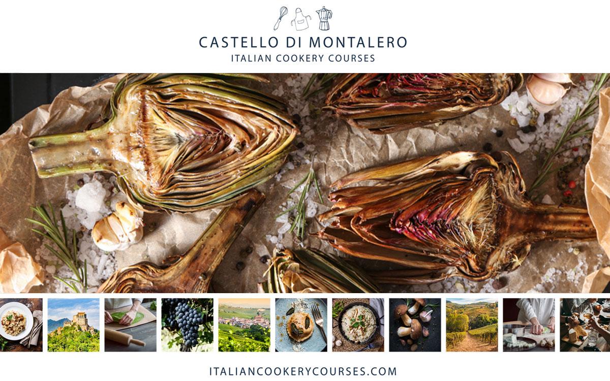 Castello Di Montalero - Italian Cookery Courses