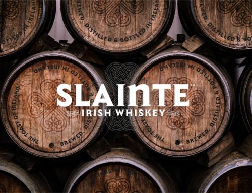 Sláinte Irish Whiskey