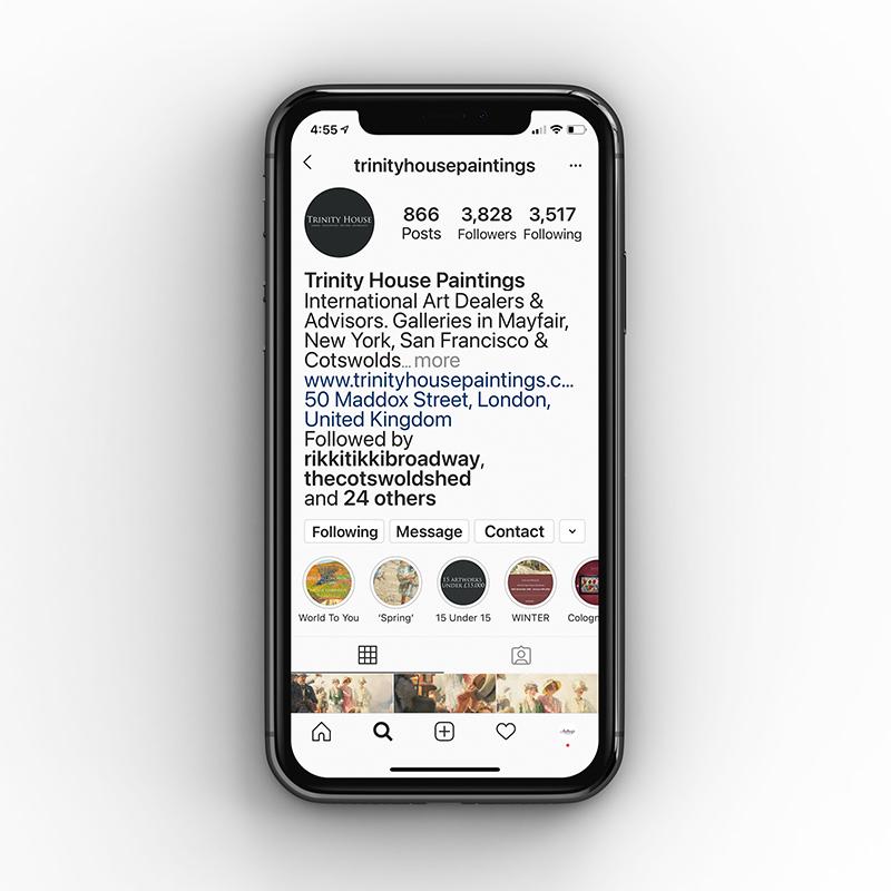 Trinity House Social Media Marketing
