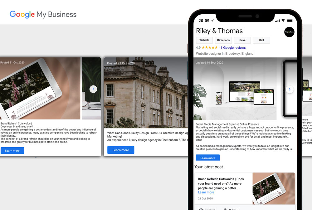 Marketing Agency Cotswolds -Why Your Business Needs to Be on Google