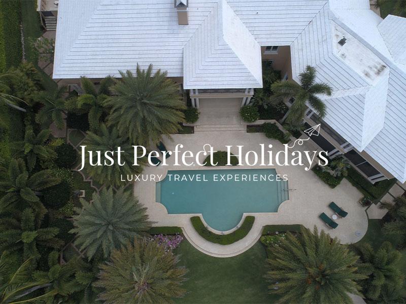 luxury travel branding