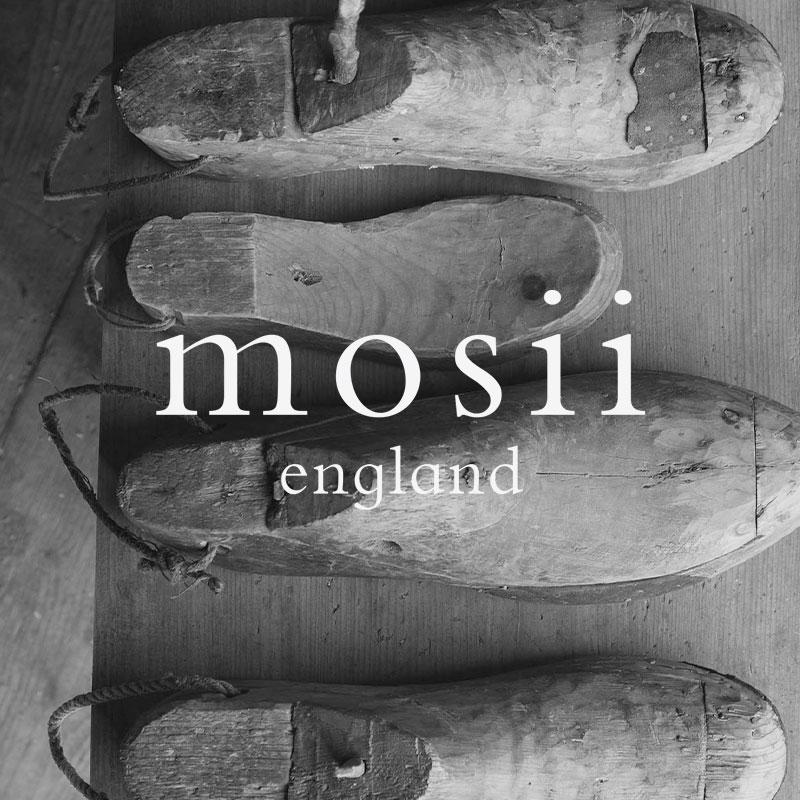 Luxury Branding Logo - Mosii England