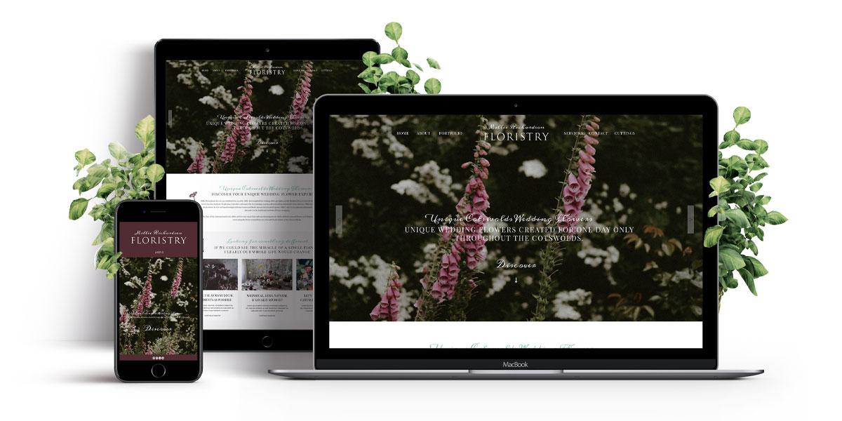Luxury Branding and Website Design