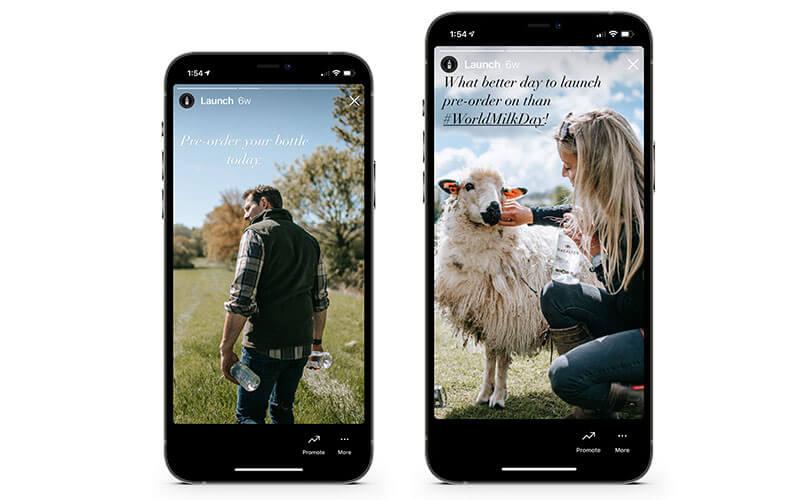 Social Media Stories Management Gloucestershire